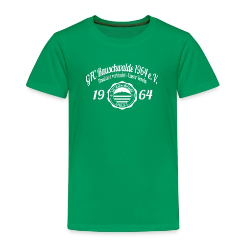 Kinder 1964  - Shirt Grün - Kinder Premium T-Shirt