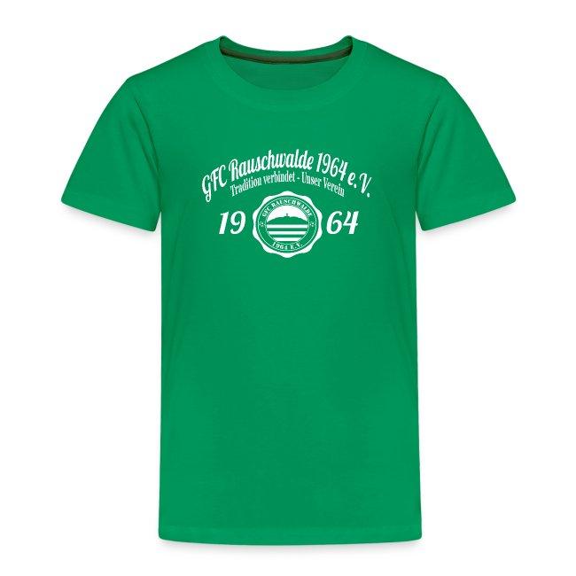 Kinder 1964  - Shirt Grün