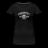 T-Shirts ~ Frauen Premium T-Shirt ~ Frauen 1964  - Shirt Schwarz