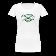 T-Shirts ~ Frauen Premium T-Shirt ~ Frauen 1964  - Shirt Weiß