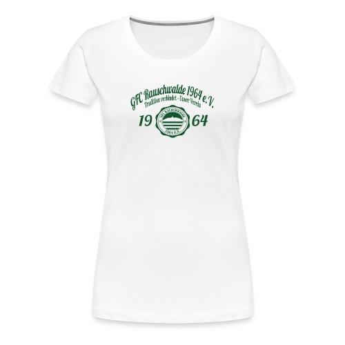 Frauen 1964  - Shirt Weiß - Frauen Premium T-Shirt