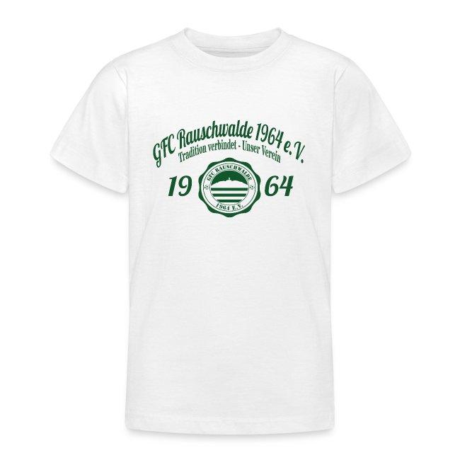 Teenager 1964  - Shirt Weiß