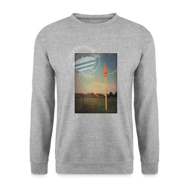 Männer Sportplatz  - Pullover Grau