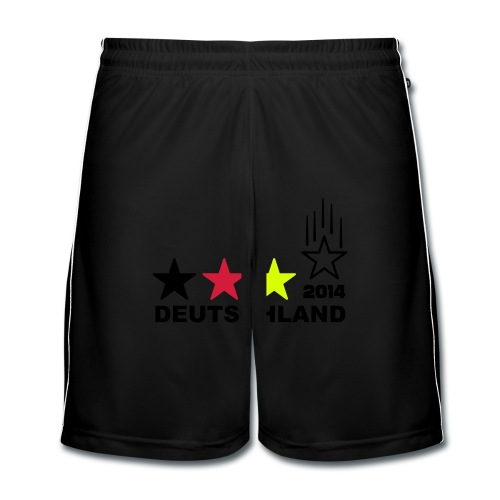 Deutschland Short - Männer Fußball-Shorts
