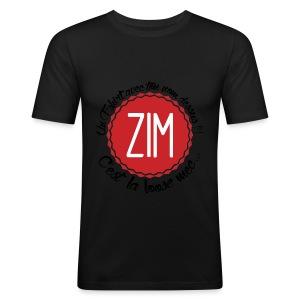 T-Shirt près du corps Homme C'est la loose - Tee shirt près du corps Homme
