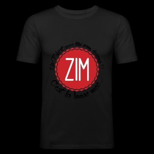 T-Shirt près du corps Homme C'est la loose - T-shirt près du corps Homme