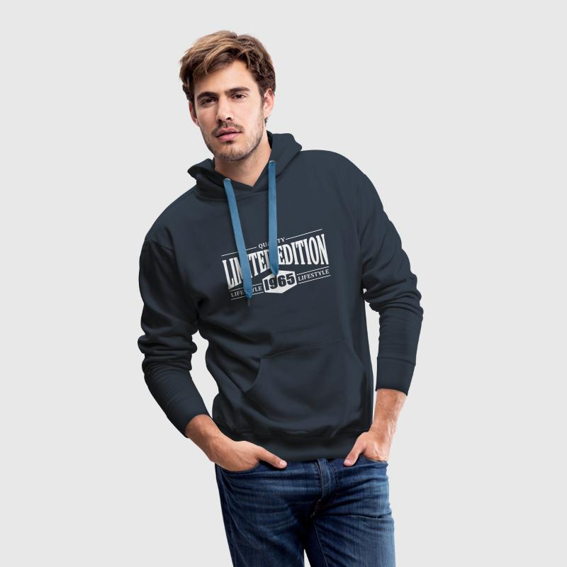 Limited Edition 1965 Hoodies & Sweatshirts - Men's Premium Hoodie