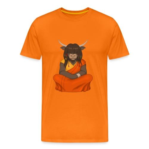 T-Shirt Montibet Homme - T-shirt Premium Homme