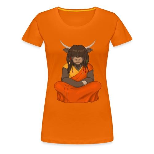 T-Shirt Montibet Femme - T-shirt Premium Femme