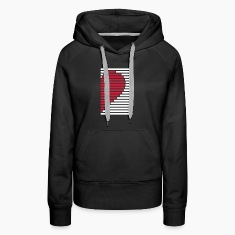 heart partner shirt right Hoodies & Sweatshirts