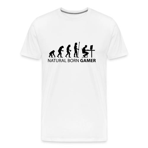 Gamer - Men's Premium T-Shirt