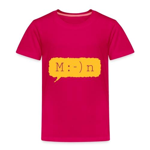 Moin Kinder Premium T-Shirt - Kinder Premium T-Shirt
