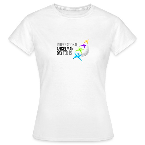 International Angelman Day Ladies - Women's T-Shirt