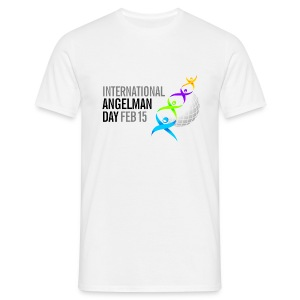 International Angelman Day Mens - Men's T-Shirt