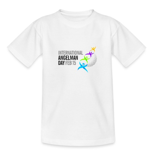 International Angelman Day Youth - Teenage T-shirt