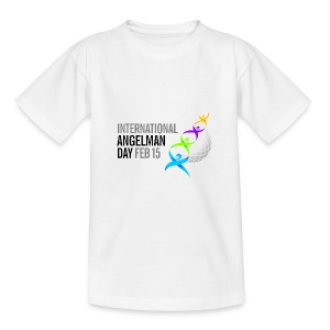International Angelman Day Kids - Kids' T-Shirt