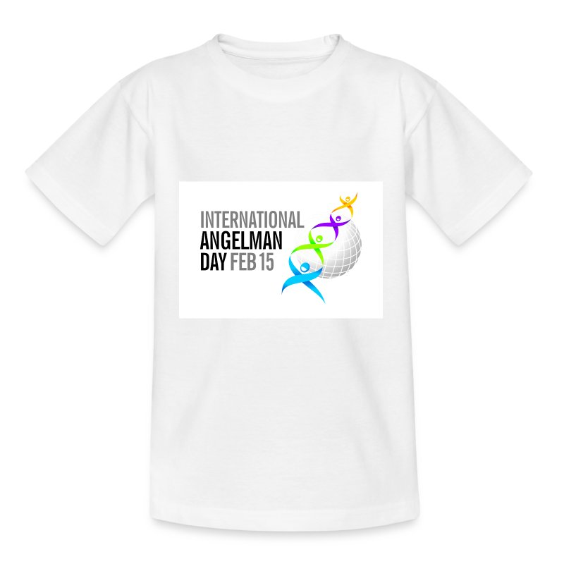 International Angelman Day Kids - Kids' T-Shirt