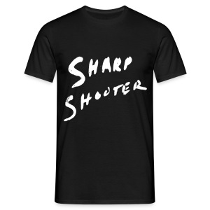 BTI Sharp Shooter - Men's T-Shirt