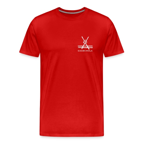 Dominique Mucaria - T-shirt Premium Homme