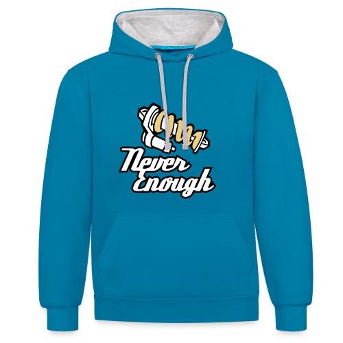 Speed hoodie - Felpa con cappuccio bicromatica