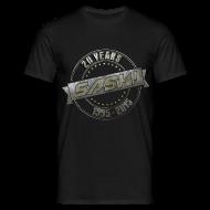 T-Shirts ~ Men's T-Shirt ~ SASH! T-Shirt 20 Years On Tour