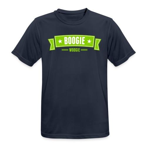 Boogie Woogie – Trainingsshirt - Männer T-Shirt atmungsaktiv