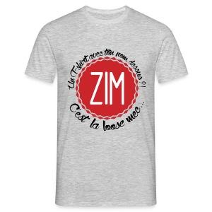T-Shirt Basic Homme C'est la loose - T-shirt Homme