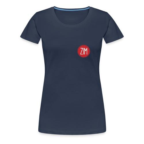 T-shirt Femme Premium Logo - T-shirt Premium Femme