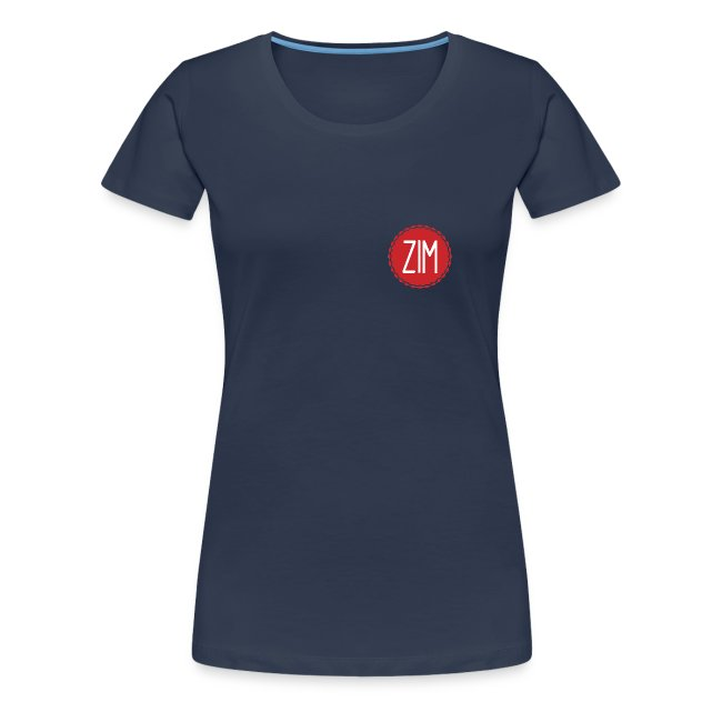 T-shirt Femme Premium Logo