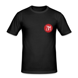 T-Shirt Homme près du corps Logo - Tee shirt près du corps Homme