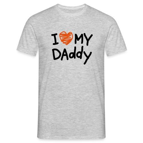 AMO A PAPI - Camiseta hombre