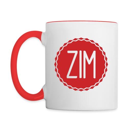 Tasse Logo bicolore - Mug contrasté