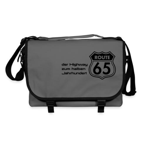 Route 65 - die Tasche für den Highway - Umhängetasche
