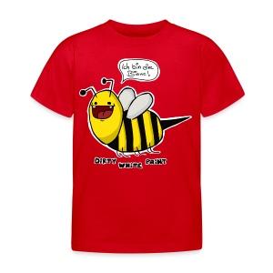 KINDER-Shirt - Biene - Kinder T-Shirt