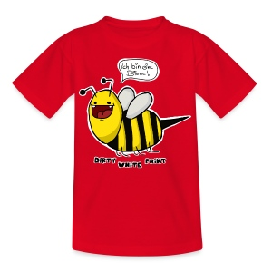 KINDER-Shirt - Biene - Kinder T-Shirt