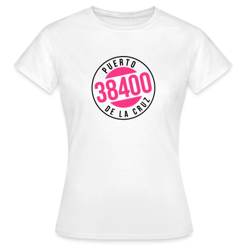 Puerto de la Cruz 38400 - Women T-Shirt - Frauen T-Shirt