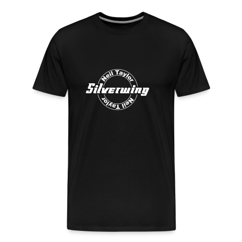Silverwing classic - white - Men's Premium T-Shirt