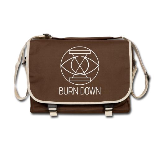 Burn Down Records Bag - Shoulder Bag