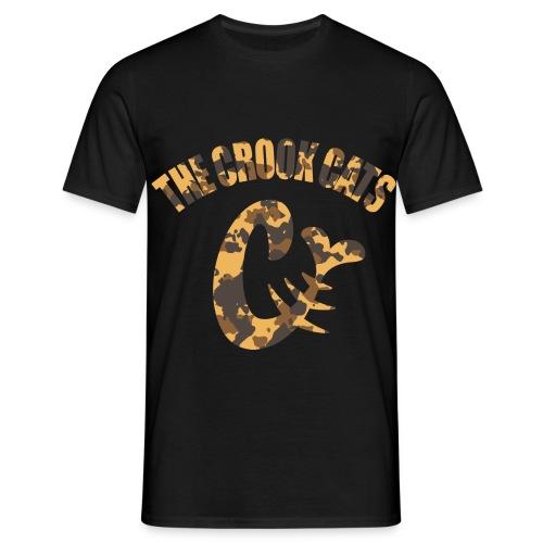 Crook Camo #1 - T-shirt Homme