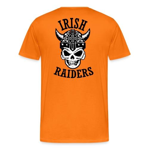 Irish Raiders  - Men's Premium T-Shirt