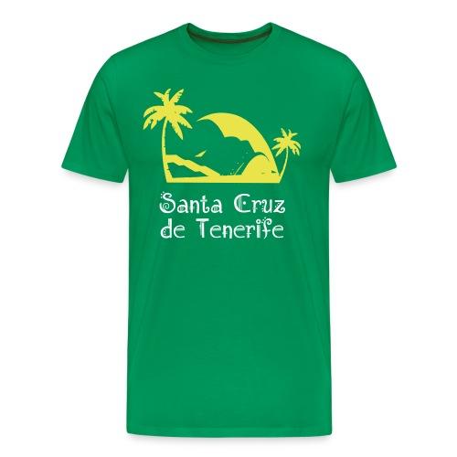 Santa Cruz de Tenerife - Männer T-Shirt - Männer Premium T-Shirt