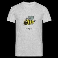 T-Shirts ~ Männer T-Shirt ~ Zombee