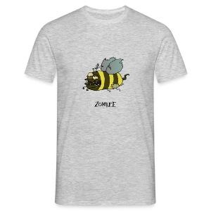 Zombee - Männer T-Shirt