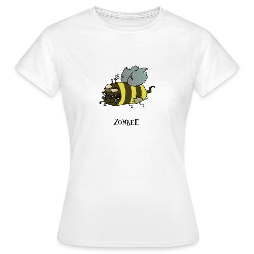 Zombee - Frauen T-Shirt