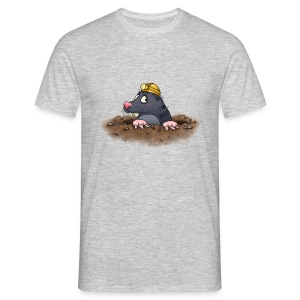 Maulwurf - Männer T-Shirt