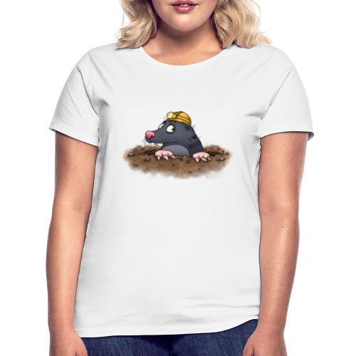 Maulwurf - Frauen T-Shirt