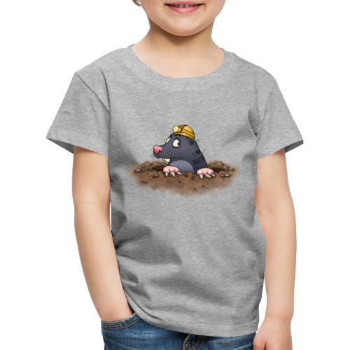 Maulwurf - Kinder Premium T-Shirt