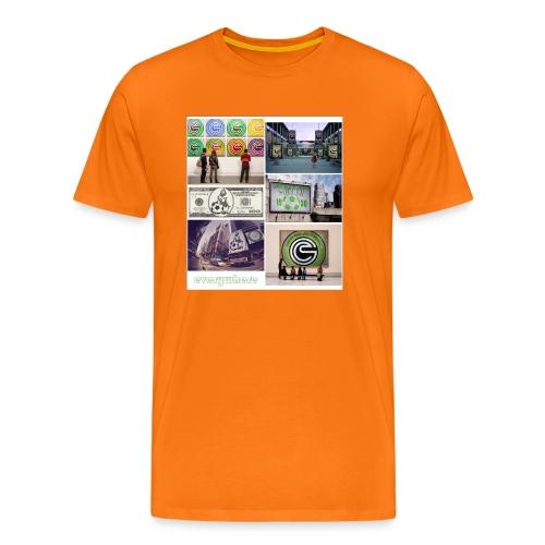 Everywhere tee - Maglietta Premium da uomo