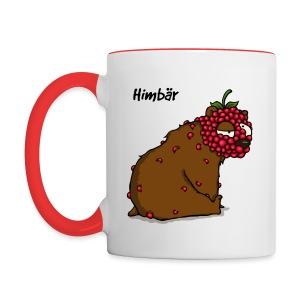 Himbär  - Tasse zweifarbig