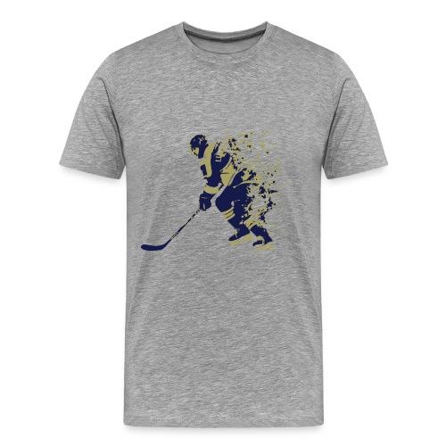 Hockey Player - Men's Premium T-Shirt